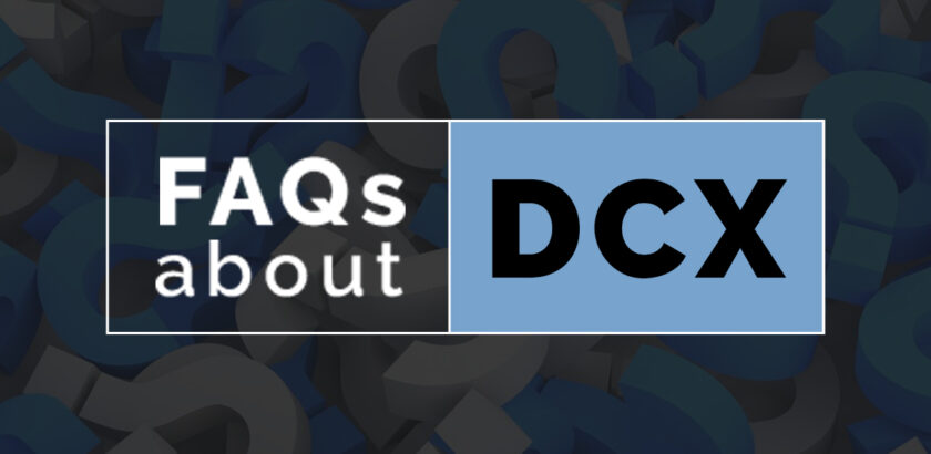 FAQs about DCX